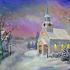 May the Joy & Peace of Christmas be with you now and all through the year to come by Barbny