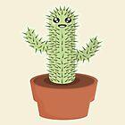 Kawaii Cactus by NirPerel