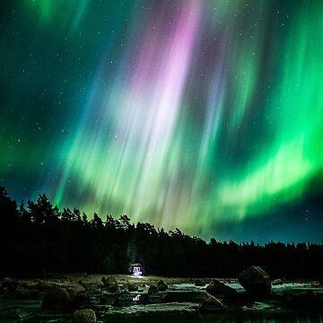 Aurora  by toufiq007