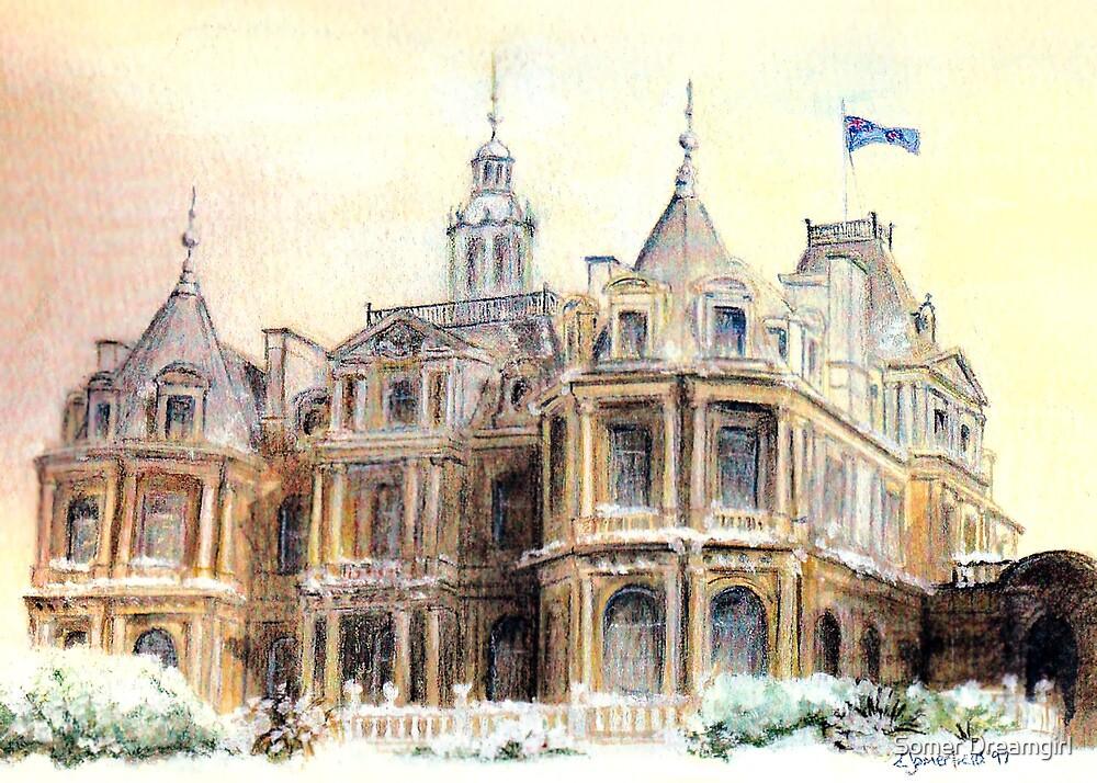 Halton House by Emma S