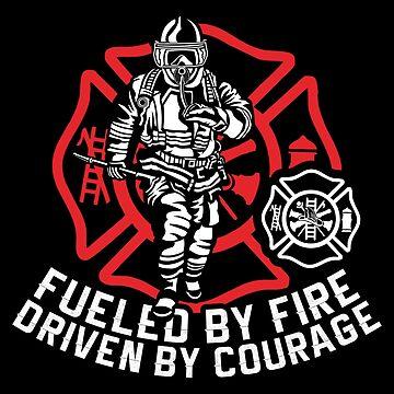 Firefighter Hero by EddieBalevo