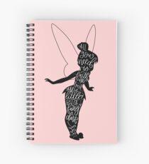 Peter Pan Spiral Notebooks Redbubble