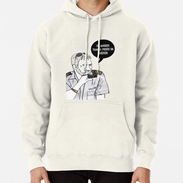 The Captain Pullover Hoodie