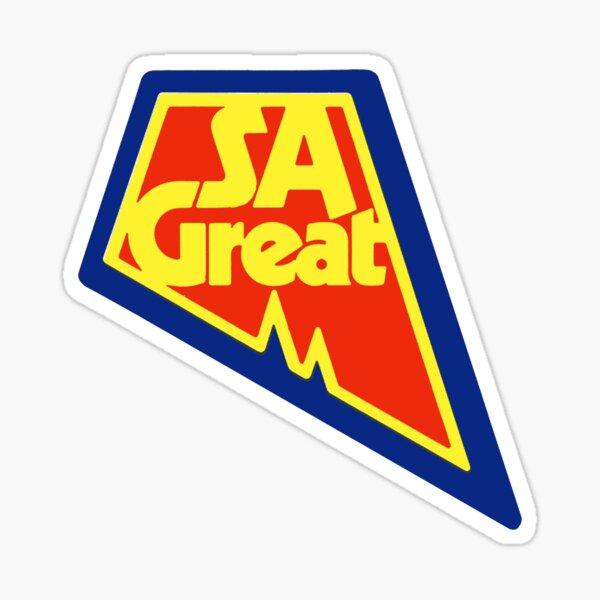 SA Great Sticker