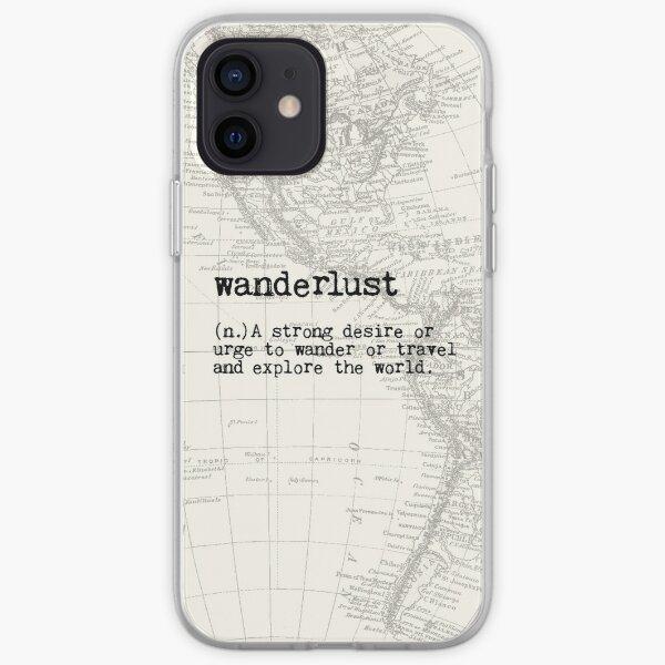 Wanderlust iPhone Soft Case