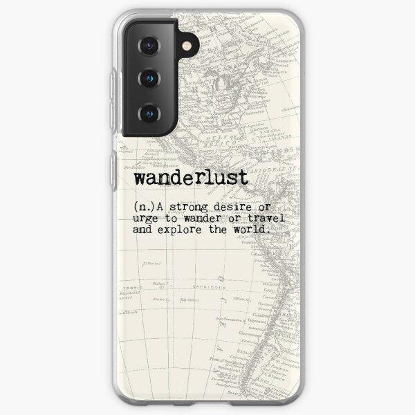Wanderlust Samsung Galaxy Soft Case
