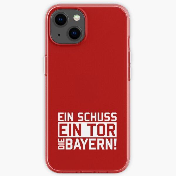 FC Bayern München iPhone Flexible Hülle