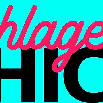 Schlager Chick Dance & Club Wear for Chicken Girls by xsylx