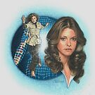 The Bionic Woman! by Pete Wallbank