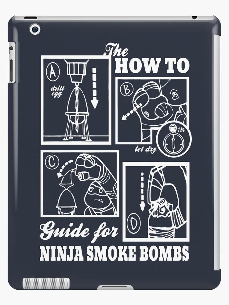 How To : Ninja Smoke Bombs by Vitalitee