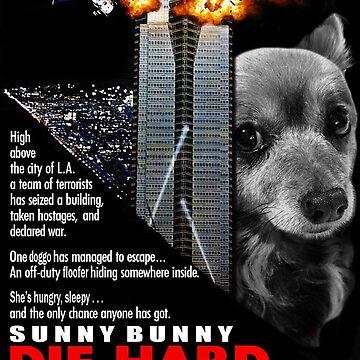 Die Hard Sunny by PhoenixMunro