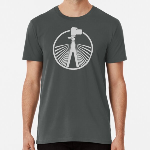 IWPS - light grey logo Premium T-Shirt