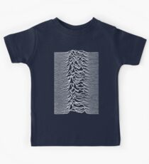 Unknown Pleasures Kids Tee