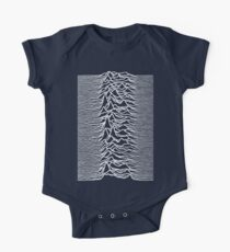 Unknown Pleasures One Piece - Short Sleeve