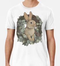 Winter Rabbit Premium T-Shirt