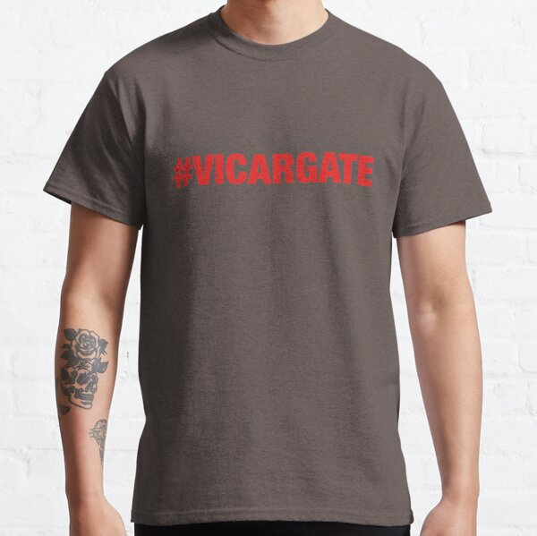 #VicarGate - Welcome to the Church of Deception (Official) Classic T-Shirt
