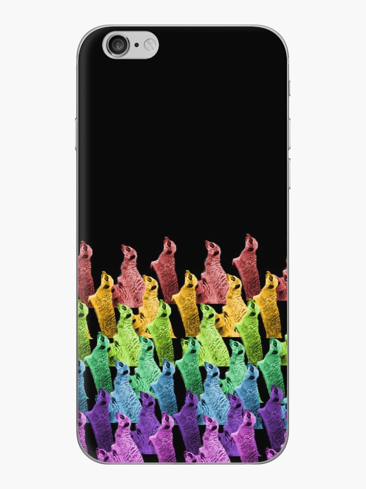 Rainbow meerkats by chihuahuashower