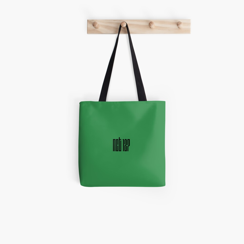 nct 127 logo Bolsa de tela