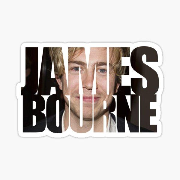 James Bourne Sticker