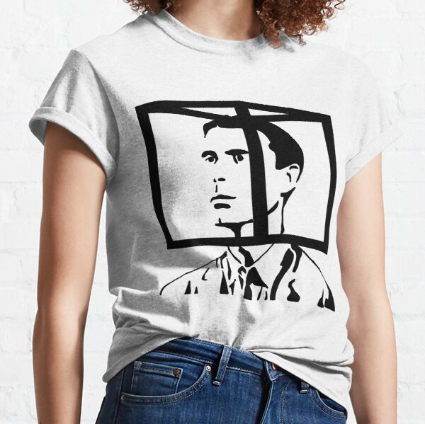 Talking Heads - Road to Nowhere Classic T-Shirt