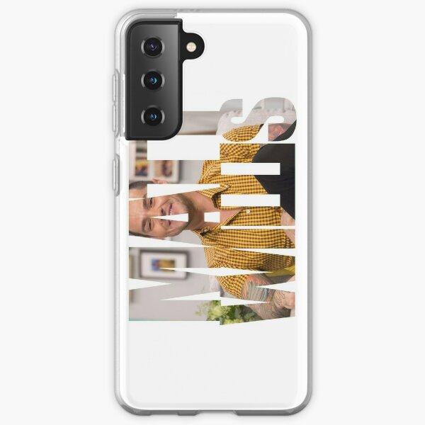 Matt Willis Samsung Galaxy Soft Case