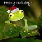 Hoppy Holidays! by MyFrogCroaked