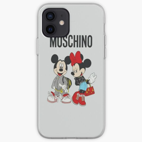 sweet moschino iPhone Soft Case