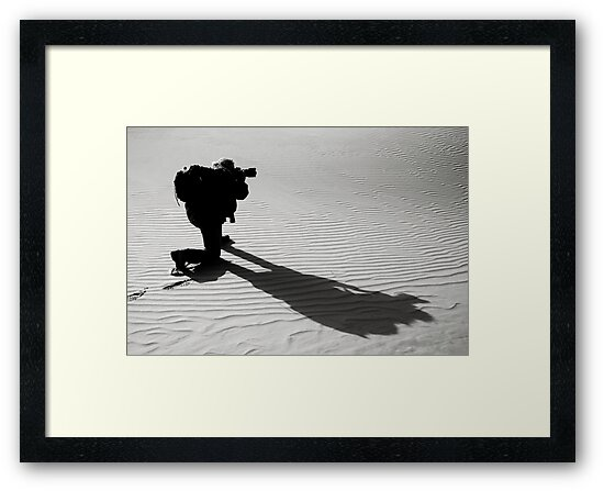 Shootin the Dunes by Sherrie Chavez