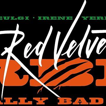 Red Velvet - RBB (Really Bad Boy) (Poster version) by Duckiechan