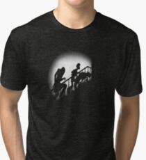 Nosferatu - The Mystery Hunter Tri-blend T-Shirt