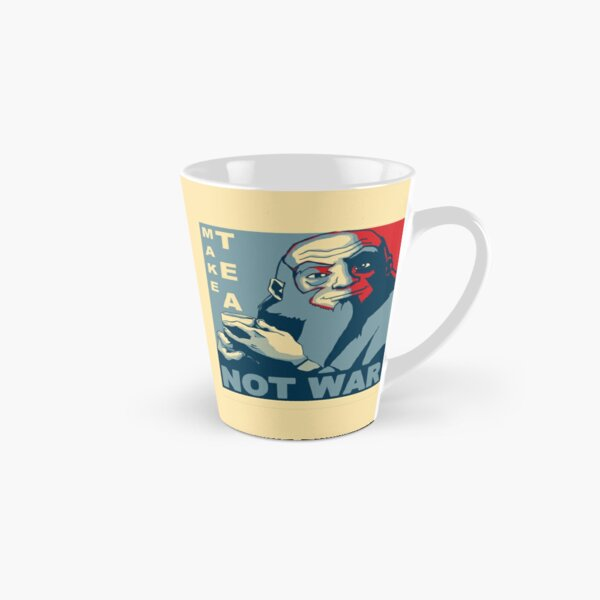 """Iroh """"Make Tea Not War"""" Tall Mug"""