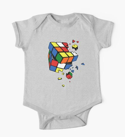 Exploding Cube Kids Clothes