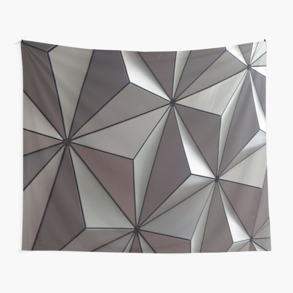 3D Surface, #abstract #pattern #mosaic #design #art #illustration #modern #tile #shape #square #vertical #colorimage #geometricshape #textured #backgrounds #seamlesspattern #triangleshape #styles Tapestry