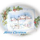 Merry Christmas by Ana Belaj