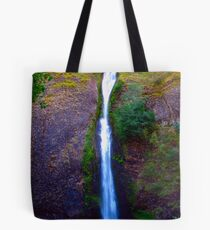 Horsetail Falls on the Historic Columbia River Hwy Tote Bag