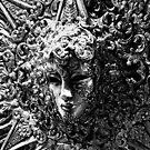 Venetian Carnival Mask by Smaxi