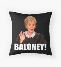 Judge Judy - Baloney Floor Pillow
