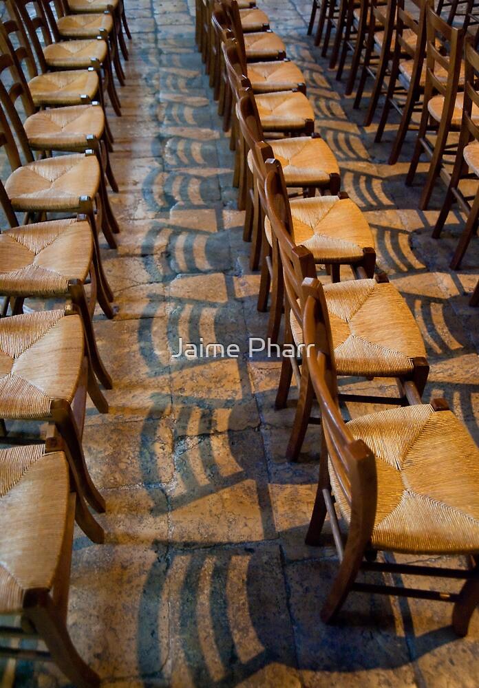 Chairs by Jaime Pharr