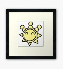 Shine! Framed Print