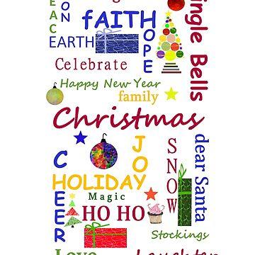 Christmas Message by kathlesa