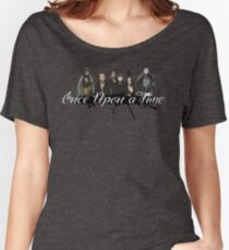Once upon a time Fan Art Women's Relaxed Fit T-Shirt
