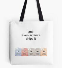 Bolsa de tela percabeth- incluso la ciencia lo envía!