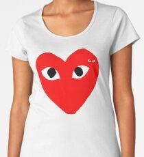 Comme Des Women's Premium T-Shirt