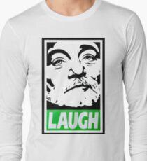Bill Murray Laugh Long Sleeve T-Shirt