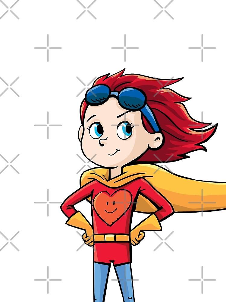 Super Girl by duxpavlic