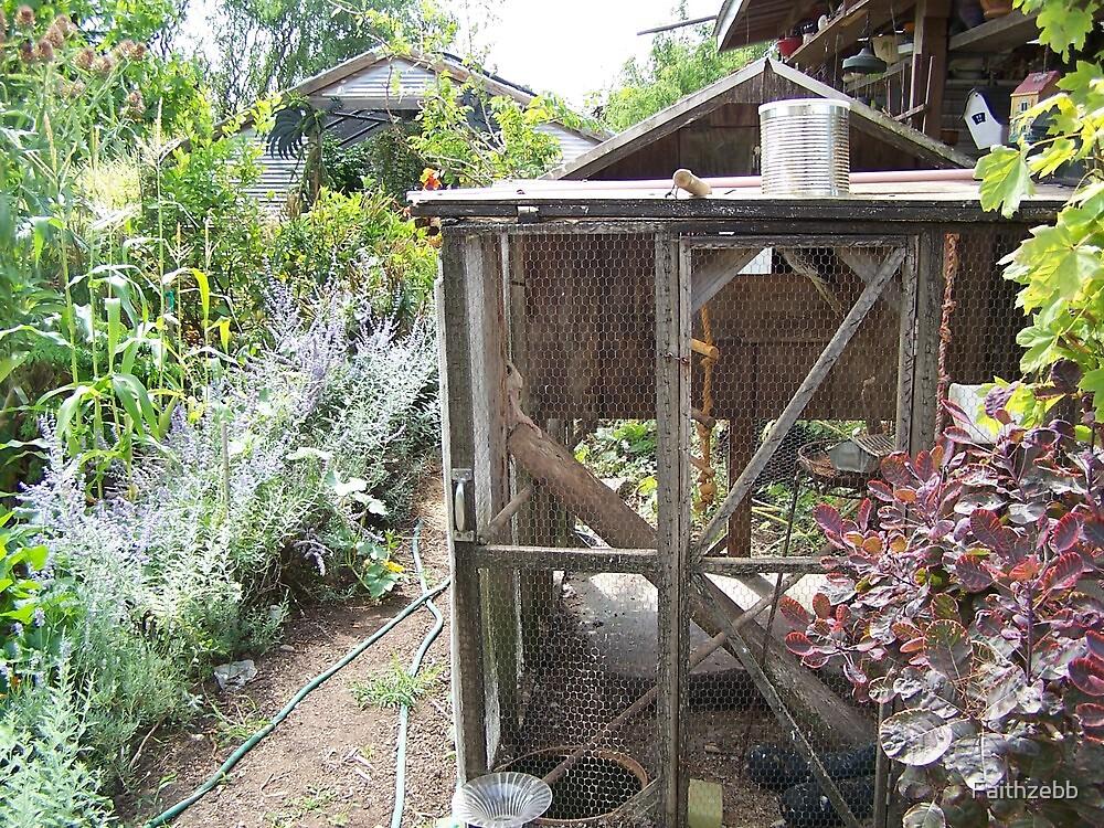 Dove cage by Faithzebb