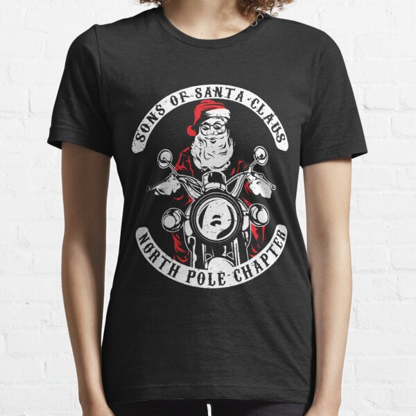 Sons of Santa Clause North Pole Chapter Essential T-Shirt