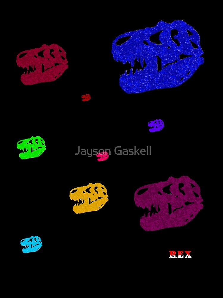 9 Rex by Jayson Gaskell