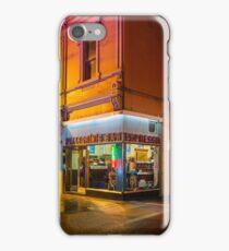 Pellegrinis Espresso Bar iPhone Case/Skin