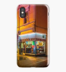 Pellegrinis Espresso Bar iPhone Case/Skin